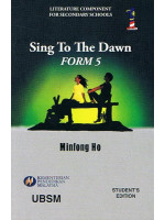 Buku Teks Sing To The Dawn Tingkatan 5